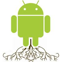 AndroidAvatar growing roots