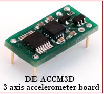 3d Accelerometer